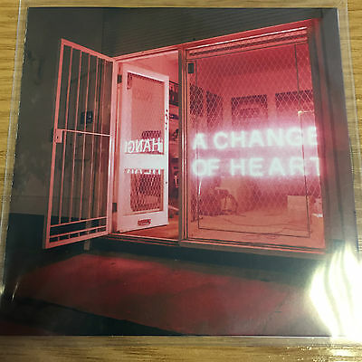"""The 1975 'a Change Of Heart"""" New 2 Track Cd Promo +Presssticker"""