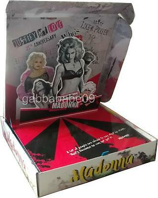 MADONNA - POP UP DELUXE BOX SET MY MUSIC BOX - 5x COLOUR DISCS + EXTRAS NEW PIC