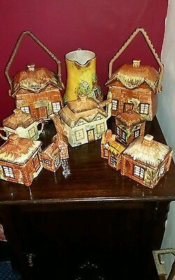 A Colletion of Price & Keele Cottage Ware.