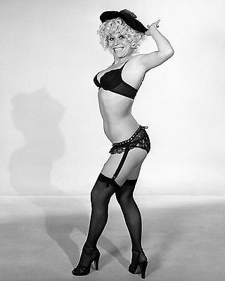 """Barbara Windsor Carry On Films 10"""" x 8"""" Photograph no 57"""