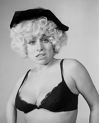 """Barbara Windsor Carry On Films 10"""" x 8"""" Photograph no 26"""