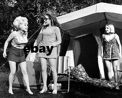 """Carry on Camping Barbara Windsor Film Still 10"""" x 8"""" Photograph no 10"""