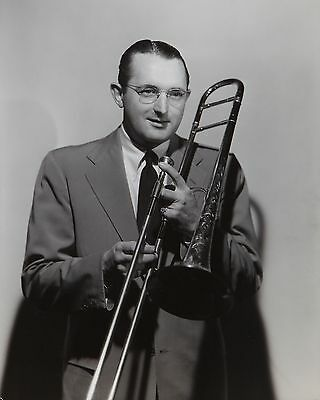 """Tommy Dorsey 10"""" x 8"""" Photograph no 3"""