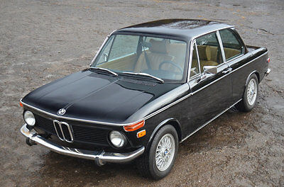 1975 BMW 2002  Beautiful,solid,strong driving BMW 2003 4 speed with High Integrity