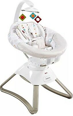 Fisher-Price VIBRATING CHAIR, Soothing Three Calming Motions Seat BABY BOUNCER