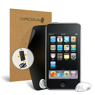 Celicious Privacy Plus Apple iPod Touch 3 [4-Way] Filter Screen Protector