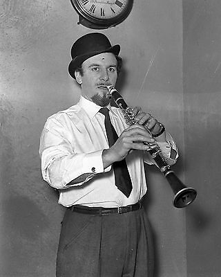 "Mr Acker Bilk 10"" x 8"" Photograph no 1"