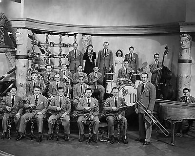 """Tommy Dorsey 10"""" x 8"""" Photograph no 2"""