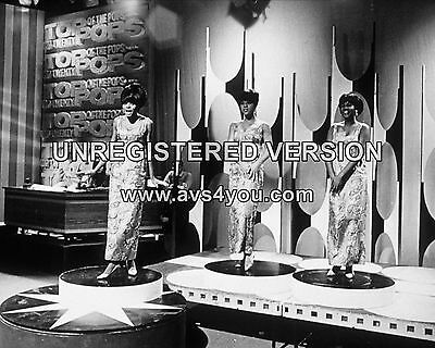 """Diana Ross and the Supremes 10"""" x 8"""" Photograph no 131"""