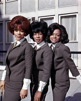 """Diana Ross and the Supremes 10"""" x 8"""" Photograph no 8"""