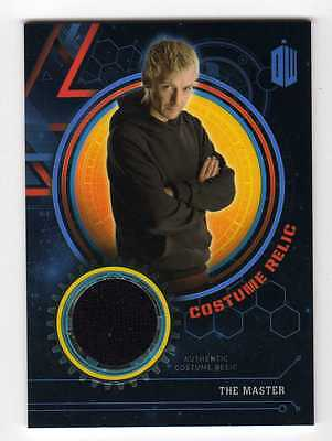 Doctor Who Extraterrestrial Encounters .. The Master Costume Relic #25/99