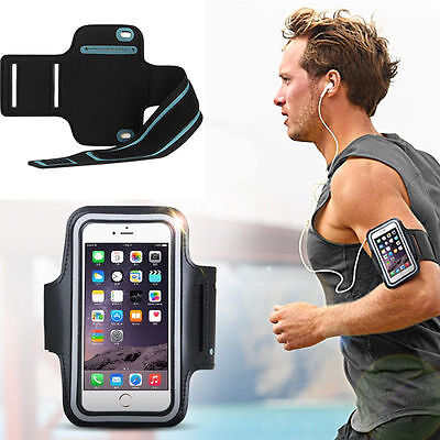 For iPhone 7 Sports GYM Jogging Running Armband Case Holder Arm Band Cover Pouch