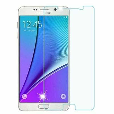 Clear Tempered Glass LCD Screen Protector Film Cover For Samsung Galaxy Note 5