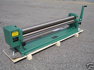 "1270mm x1.6mm (50""x16GA) Sheet Metal Slip Roller & Metal Ring Rolls Machine"