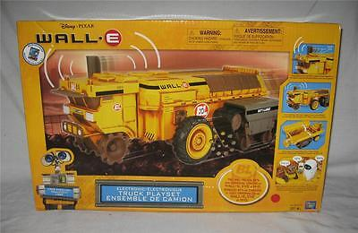 Disney Wall-E Electronic Truck Playset New 20 Inches Pixar