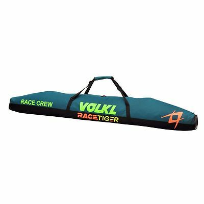 Völkl Race Double Ski Bag 195 cm Fir Green Skisack grün