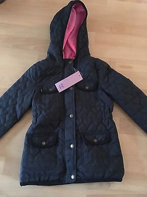 Girls Jacket - Age 5-6 Years - Brand New With Tags