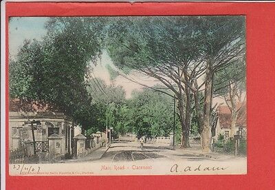 South Africa Main Road Claremont