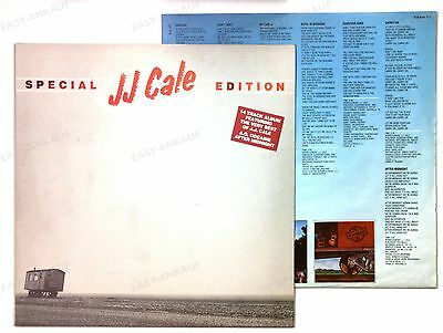 JJ Cale - Special Edition GER LP 1984 + Innerbag //3