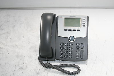 CISCO 4-Line IP Phone with 2-Port Switch, PoE and LCD Display (SPA504g/USED)