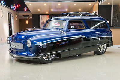 1951 Nash Airflyte  1951 Nash AirFlyte Street Rod Custom Rare ZZ4 350 Loaded surf Modified Show Car