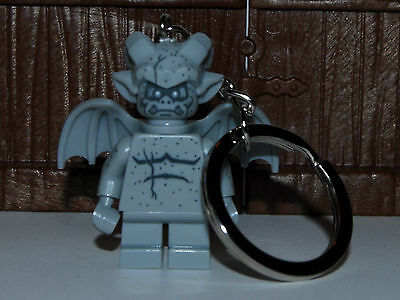 Lego Gargoyle Keychain - A Perfect Gift - Serie Monsters