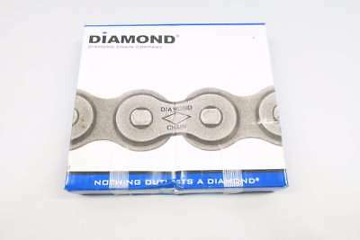 New Diamond Xap-1282-D-010 35Ss 3/8 In 10Ft Riveted Roller Chain D548475