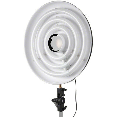 walimex Beauty Ring Light 90W,  portrait and beauty photography, three tubes