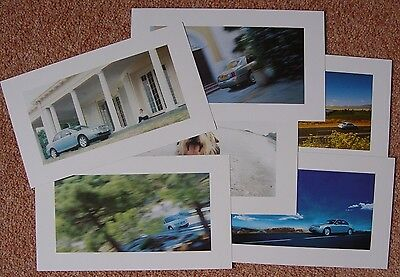 Rare MG ROVER commisioned postcards  Rover 75 Rover 45,Rover 25