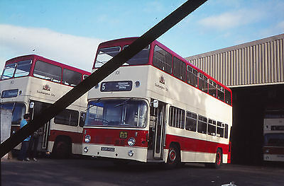 Original Bus Slide; Southampton Corporation - Leyland Atlantean  OCR 145G