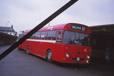 Original Bus Slide; Trent Motor Traction - Leyland Leopard  ACH 307B