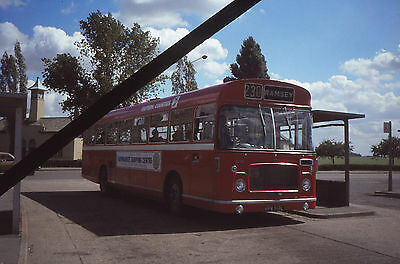 Original Bus Slide; Eastern Counties - Bristol RE  HPW 518L