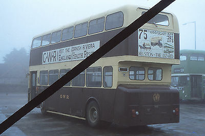 Original Bus Slide; Western National - Leyland Atlantean  900 DTT