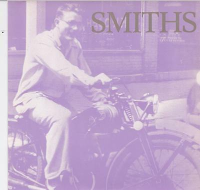 "The Smiths - ""bigmouth Strikes Again"" - Uk 7"" Picture Sleeve Single Rt 192"