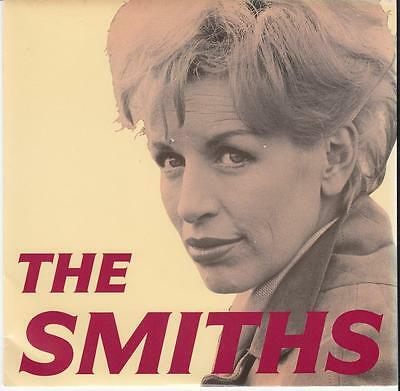 "The Smiths - ""ask"" - Uk 7"" Picture Sleeve Single Rt 194"