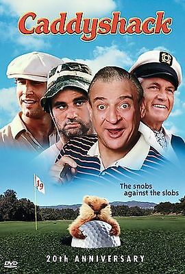 Caddyshack - 20th Anniversary Edition (DVD; Snap Case) Chevy Chase, Bill Murray