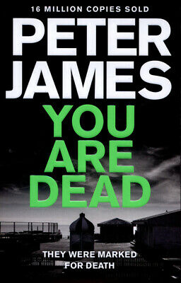 The Roy Grace series: You are dead by Peter James (Paperback)