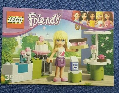 lego  3930 instructions only