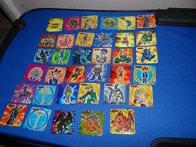 Yu-Gi-Oh Staks Lot of 33 Different