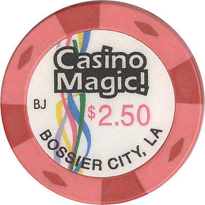 Casino Magic - $2.50 Casino Chip