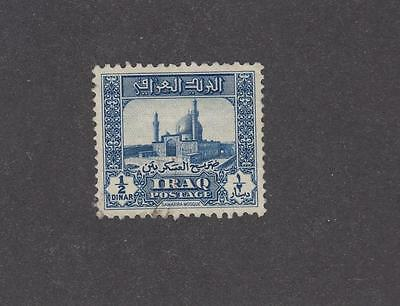 Iraq # O113 Mh Cat Value $20