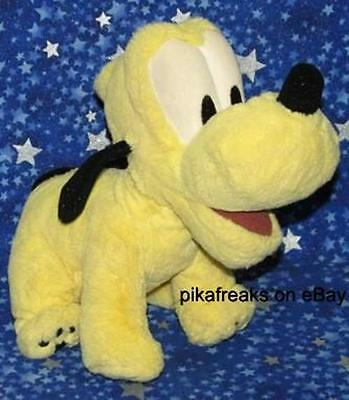 Disney Parks Tote A Tail PLUTO Plush from Disney World USA Seller