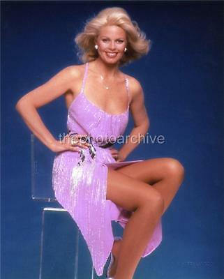 Superb High Resolution Sexy TONI TENNILLE Embossed Photo Harry Langdon  HL1404