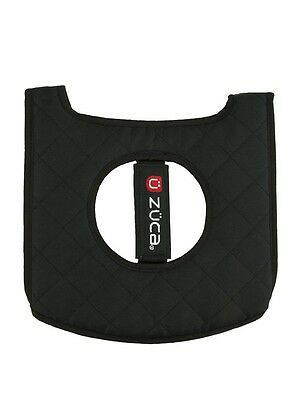Seat Cushion - Black/Red