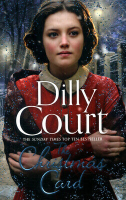 The Christmas card by Dilly Court (Paperback)