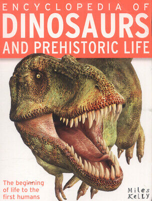 Encyclopedia of dinosaurs and prehistoric life (Paperback)