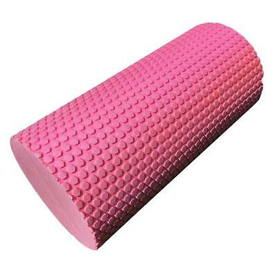30cm EVA Yoga Pilates Massage Fitness Gym Trigger Point Exercise Foam Roller
