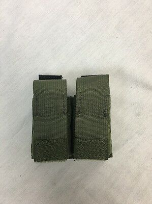 Eagle Industries Double GLOCK 20/21 FB Pouch Belt OD Green LE Marshals SWAT