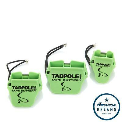 Tadpole Tape Cutter 3-pack of Tape Dispensers NEW