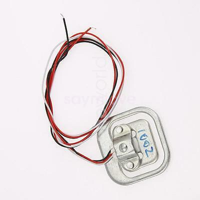 50Kg Body Load Cell Weighing Sensor Resistance strain Half-bridge Total